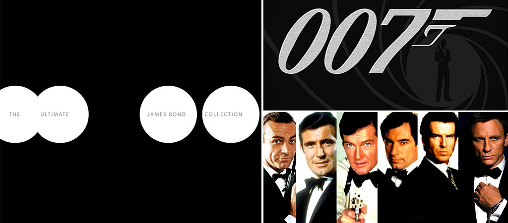 James Bond Ultimate Collection
