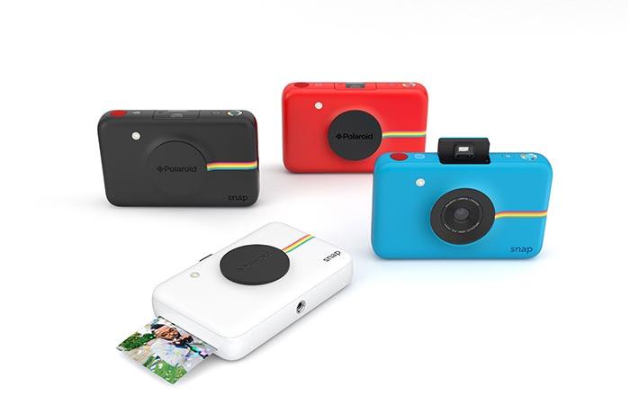 Polaroid Snap color variations