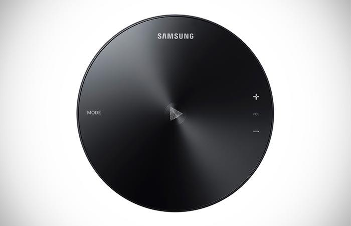 Samsung Wireless Audio 360 Speakers UI