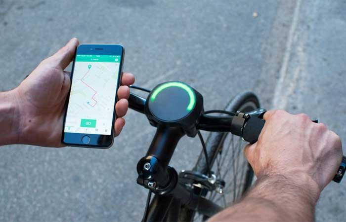 SmartHalo navigation