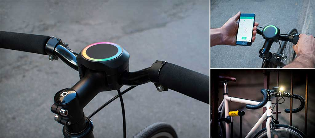 SmartHalo | Smart Biking System