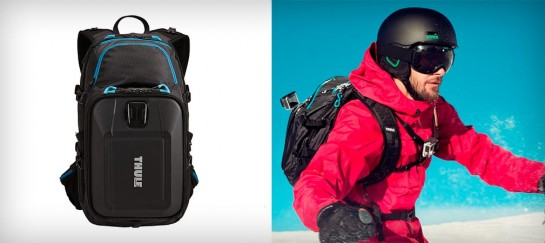 THULE LEGEND GOPRO BACKPACK WITH INTEGRATED GOPRO MOUNTS