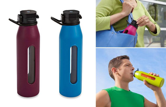 Takeya Water Glass Bottle