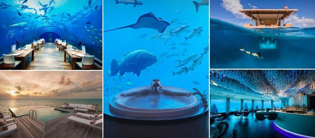 Underwater Resorts