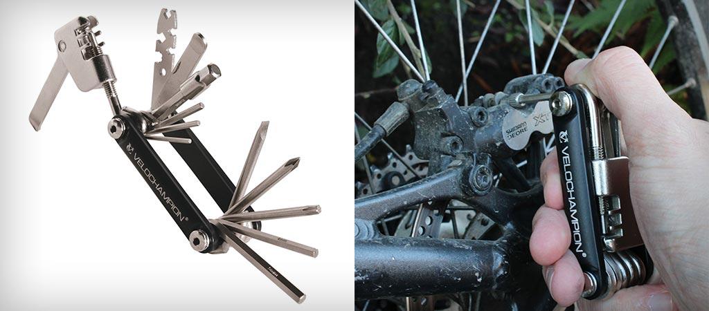 Velo Champion Multifunctional Bike Tool