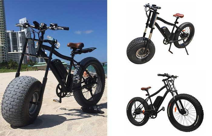 Xterrain500 All Terrain Electric Bicycle