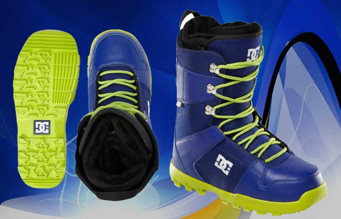 DC Men's Phase 15 Snowboard Boot