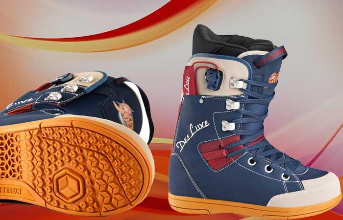 Deeluxe 9Six Snowboard Boot