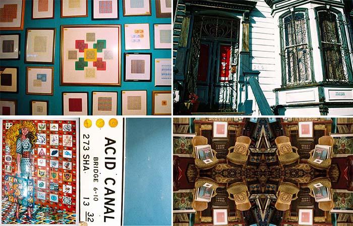LSD Museum framed art and gallery space