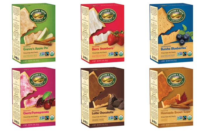 Nature's Path Organic Toaster Pastries