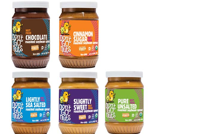 Don't Go Nuts Organic Spreads