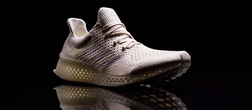 ADIDAS 3D FUTURECRAFT PRINTED SHOES