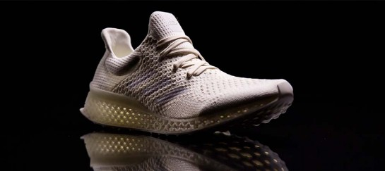 THE LATEST INNOVATION FROM ADIDAS:  3D FUTURECRAFT PRINTED SHOES
