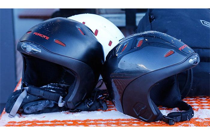 Alpine Smart Helmet
