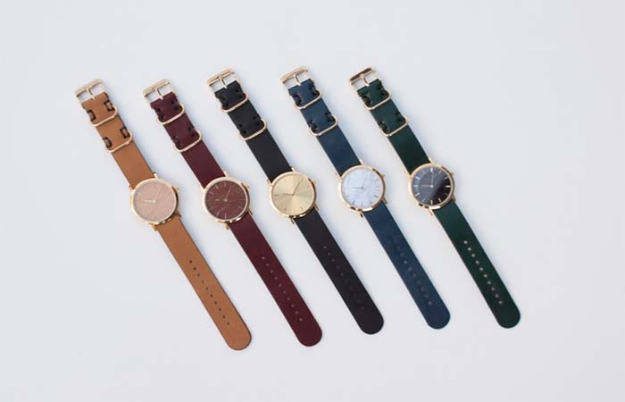 The Classic Collection by Analog Watch Co