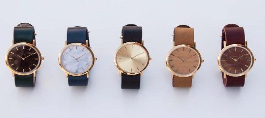 Minimal Everyday Watch With Interchangeable Straps and Body Types | By Lorenzo Buffa & Analog Watch Co.