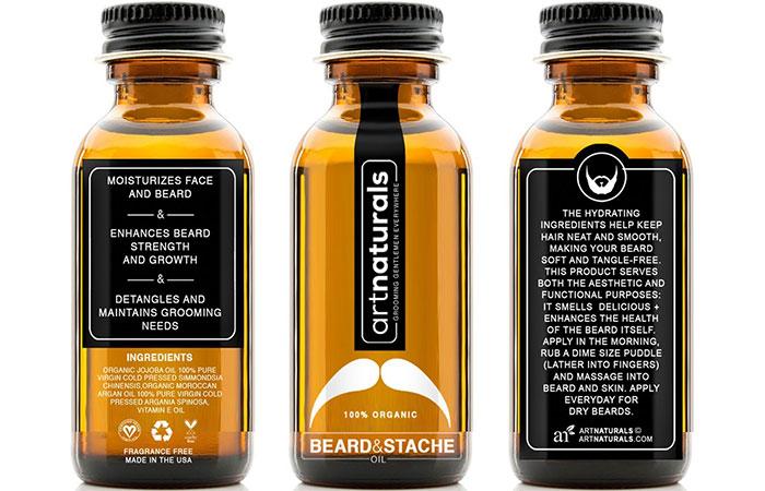 Art Naturals Organic Beard Oil