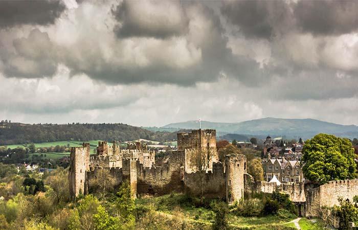 Ludow Castle