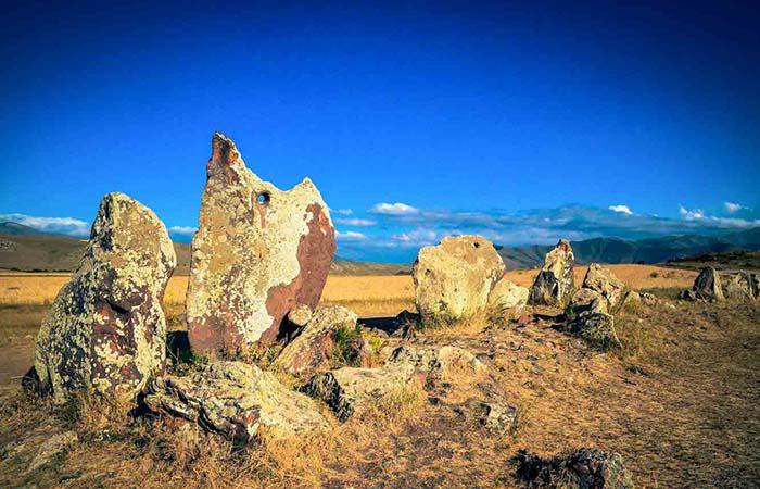 Karahunge Stones Armenia