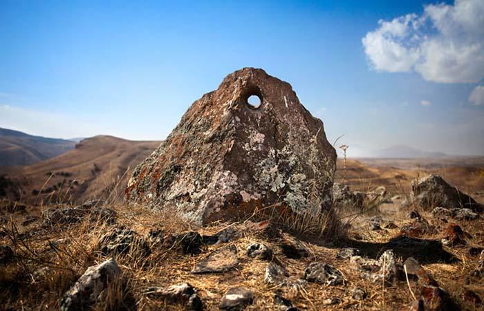 Karahenge Armenia Stone