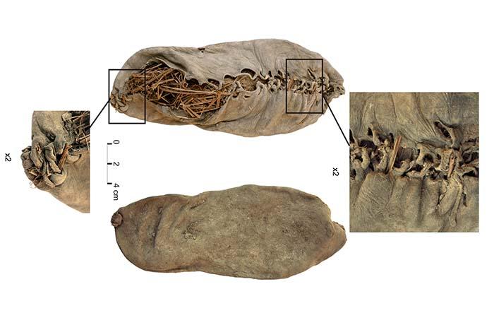 The oldest shoe Armenia Areni Cave Complex
