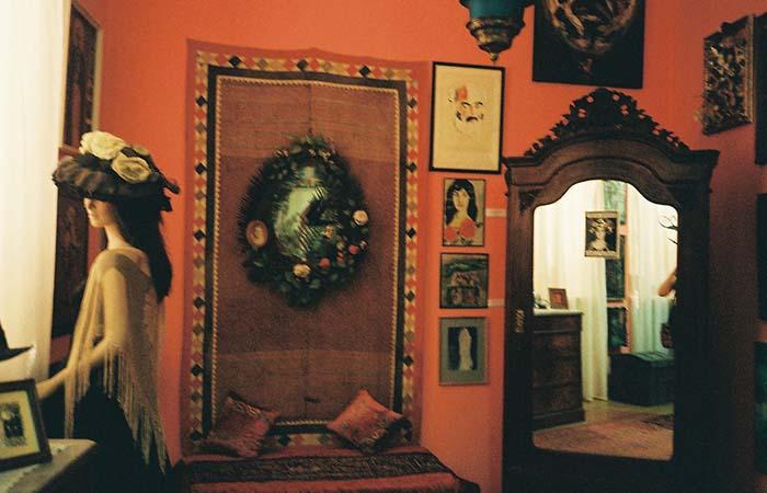 Sergei Paradjanov museum Yerevan
