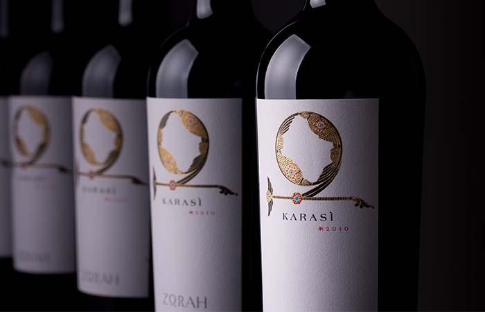 Karasi wine Armenia