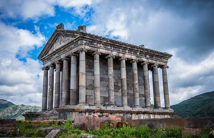 Garni Temple Armenia