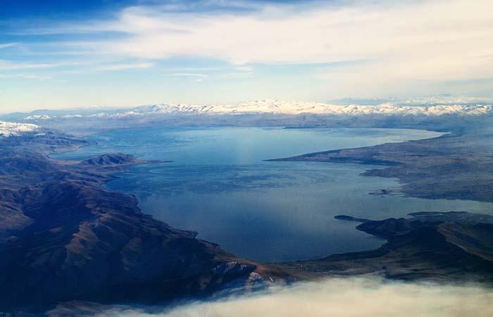 Sevan lake Armenia