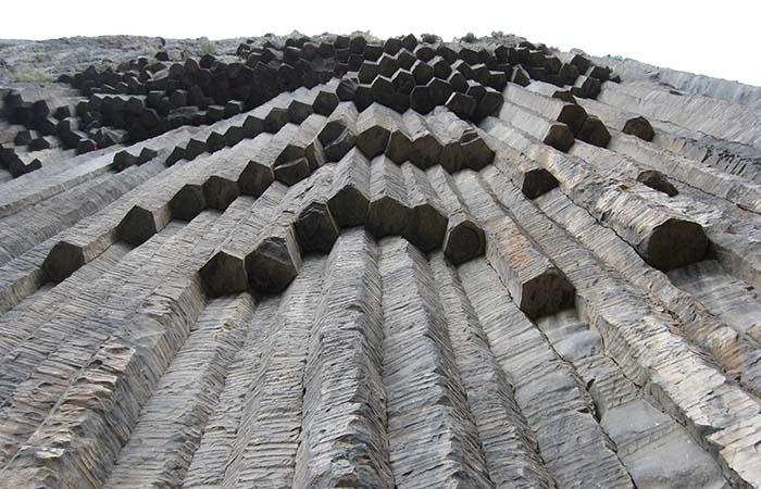 Garni Gorge Walls Armenia