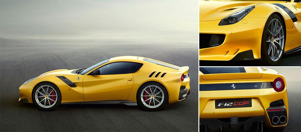 Ferrari F12 TdF 1