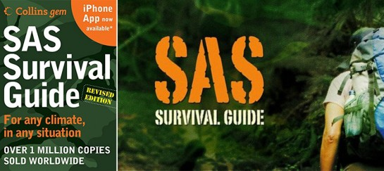 SAS SURVIVAL GUIDE 2E: FOR ANY CLIMATE, FOR ANY SITUATION