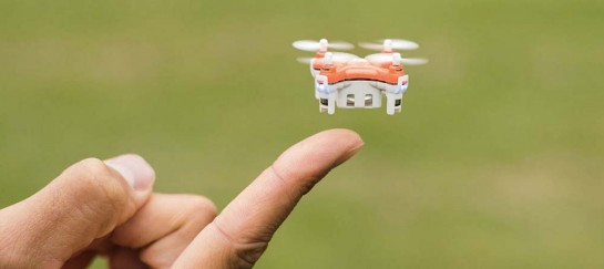 SKEYE | The World's Smallest Drone?