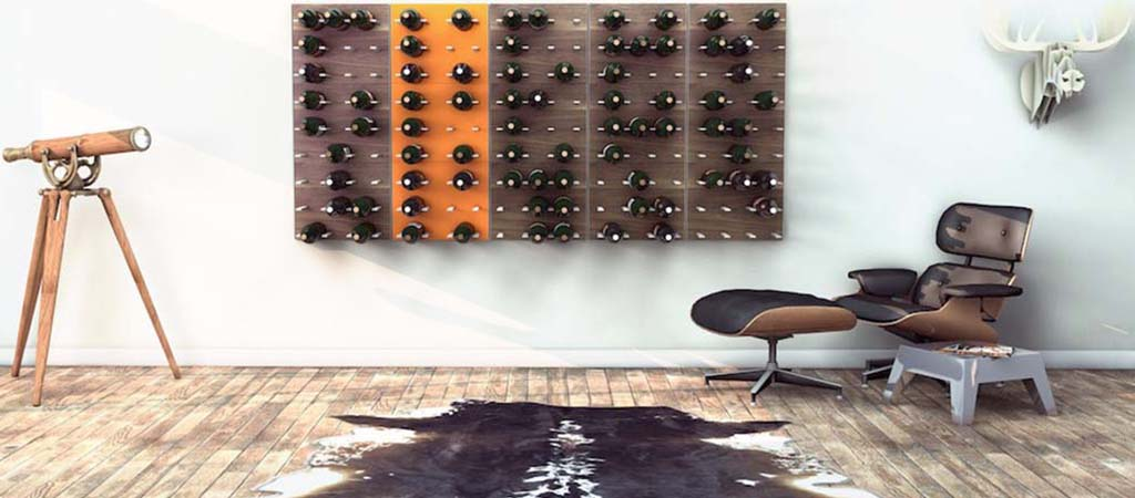 STACK Modular Wine Rack