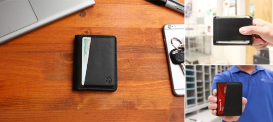 SLIM 360 WALLET WITH RFID PROTECTION