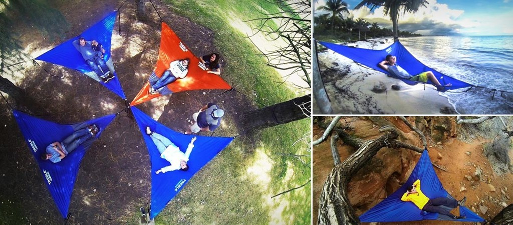 Treble Hammocks Tree-O-Frame Hammock System