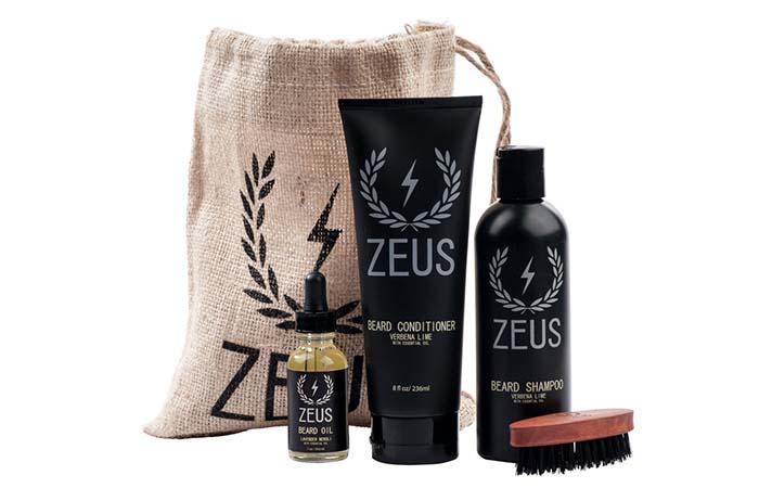 Zeus Beard Entire Set
