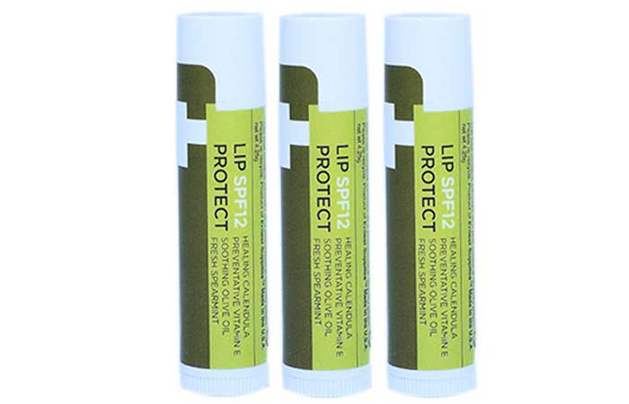 +Ernest Supplies lip protect