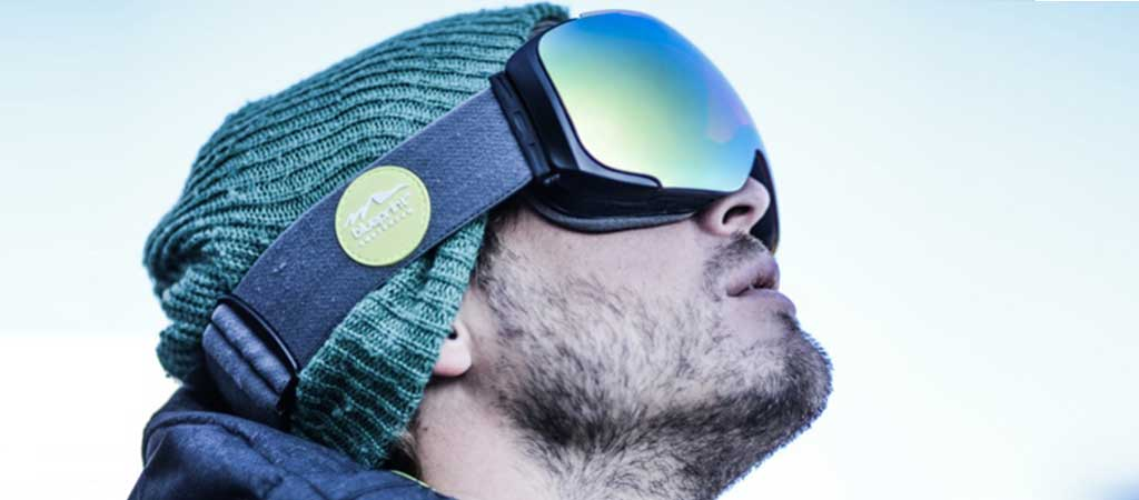 BSG2 Magnetic Lens Snowboard Goggles By Blueprint Eyewear