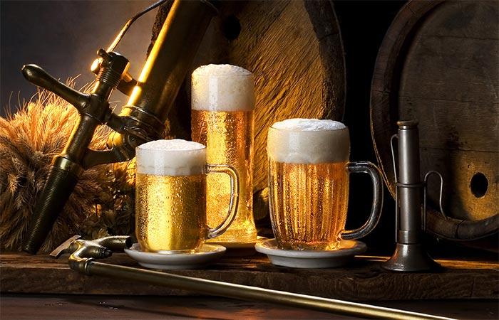 Crafting Beer