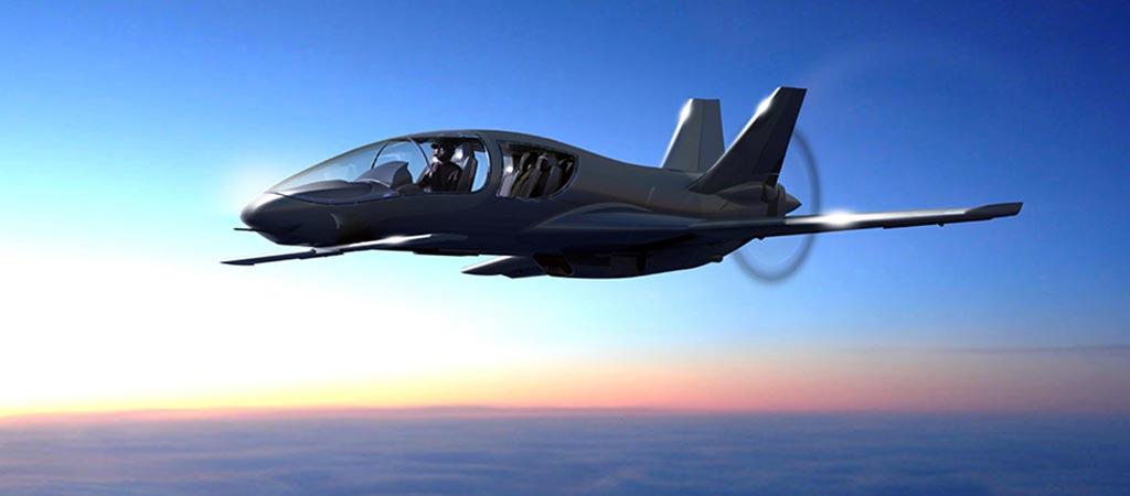 Cobalt Co50 Valkyrie Private Aircraft