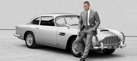 James Bond Cars | The Book
