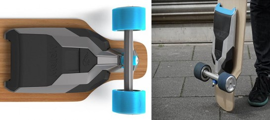 Mellow Drive | Universal Electric Drive Add-on For Skateboards