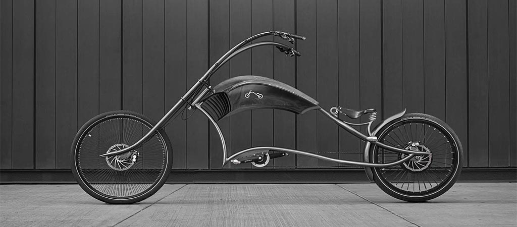 Ono Archont Elektro Bicycle
