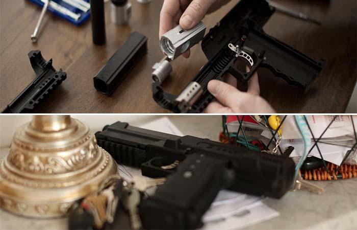 SALT A Legal And Safe Self Defense Gun For The Home