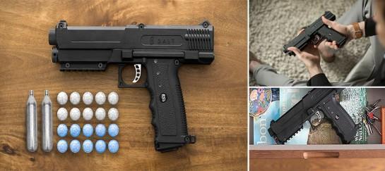 SALT | A Legal And Safe Self Defense Gun For The Home