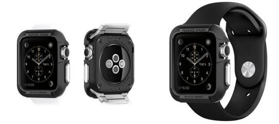 Rugged Apple Watch Case | By Spigen
