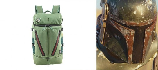 Star Wars X Nixon Boba Fett A-10 Backpack