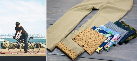 The Venture Pant | Versatile Pants With Interchangeable Cuff Linings