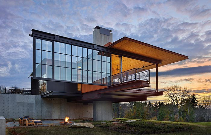 A house by Tom Kundig